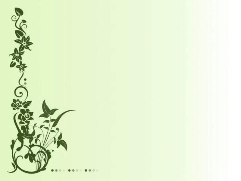 kho hình ảnh cho powerpoint cổ điển nền xanh lá
