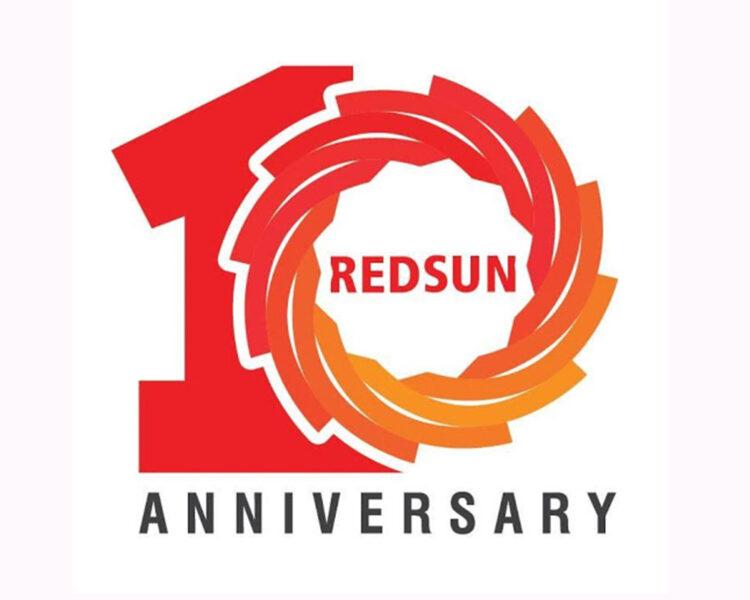 logo kỉ niệm 10 năm