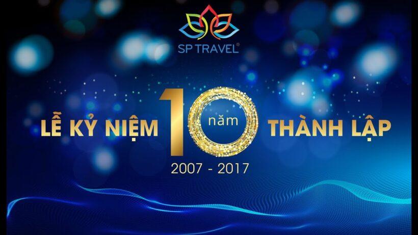 logo kỉ niệm 10 năm đẹp