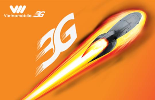 Logo Vietnamobile 3G