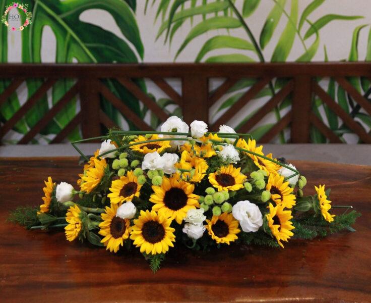 Mẫu hoa để bàn đẹp