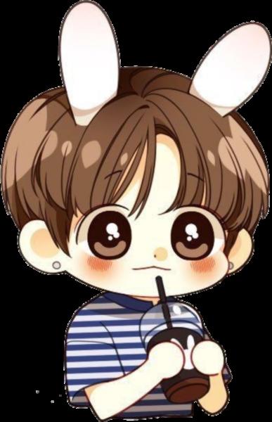 Mẫu vẽ Chibi siêu cute