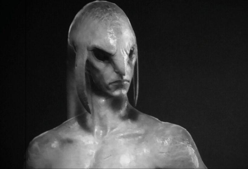 Người ngoài hành tinh ấn tượng