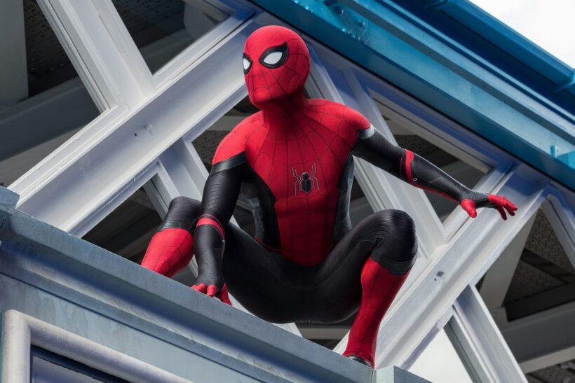 Spider Man người nhện