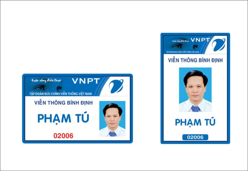 Thẻ nhân viên VNPT