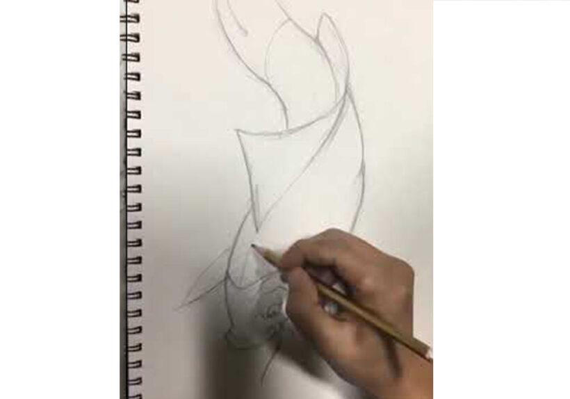 vẽ Cá Chép
