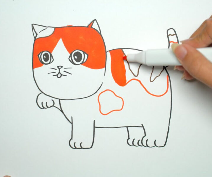 Vẽ mèo