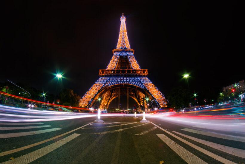 Ảnh đẹp về tháp Eiffel