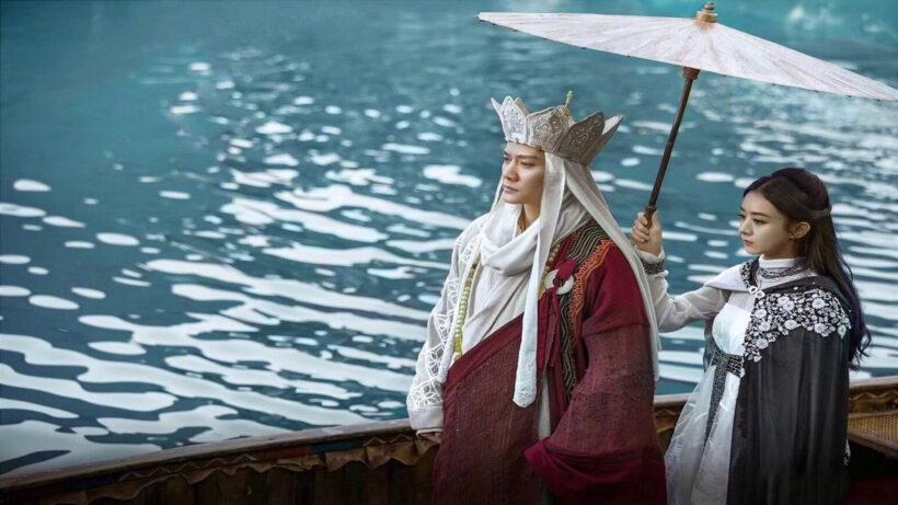 Ảnh Đường Tăng đẹp chết do Trương Vệ Kiện thủ vai