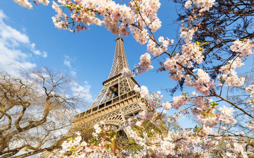 Ảnh tháp Eiffel đẹp dưới mọi góc nhìn