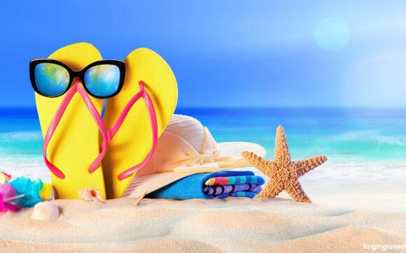Background biển - Beach xanh đẹp nhất, full HD chất lượng cao