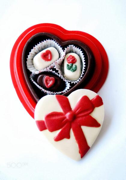 Các mẫu socola valentine đẹp