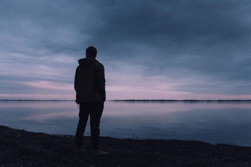 hình ảnh buồn, đẹp, một mình