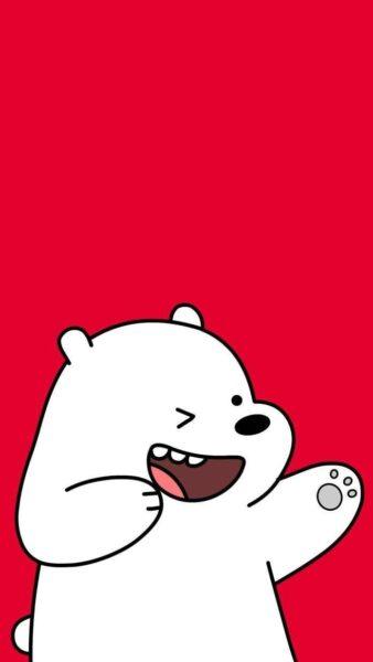 Hình ảnh con gấu hình nền gấu tươi tắn