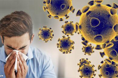Hình ảnh Covid và dấu hiệu nhiễm bệnh