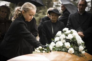hình ảnh đám tang