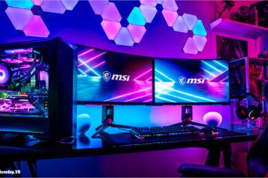 Hình ảnh dàn PC khủng, đẹp và chất nhất