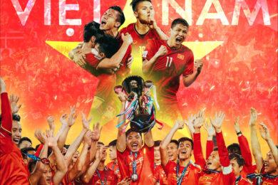 hình ảnh đội tuyển Việt Nam