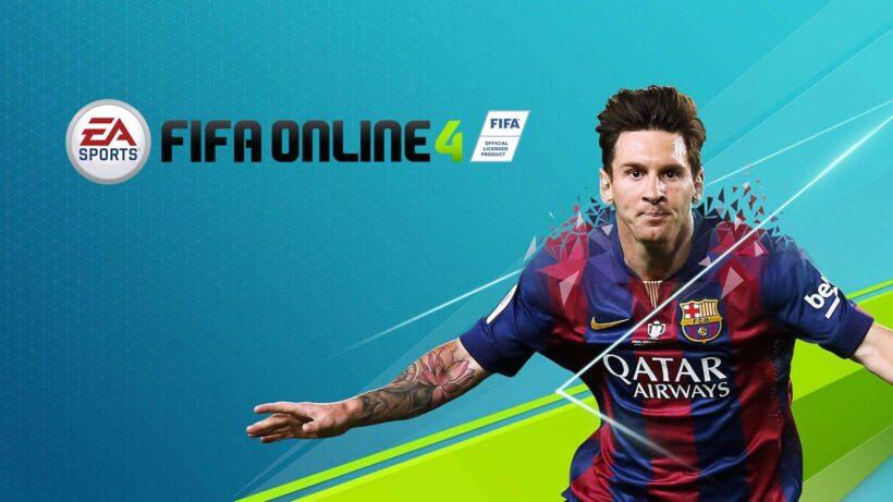 hình ảnh FIFA Messi