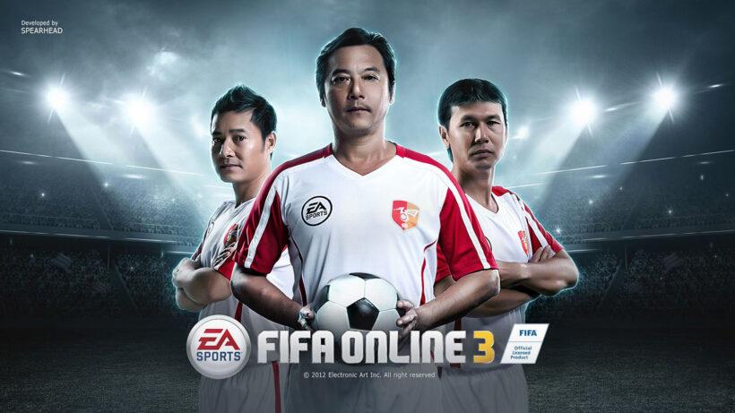 hình ảnh FIFA online 3