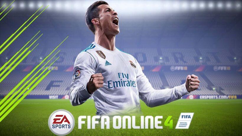 hình ảnh FIFA - Ronaldo