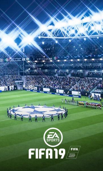 hình ảnh FIFA - sân bóng