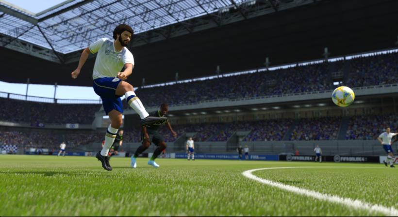hình ảnh FIFA sống động