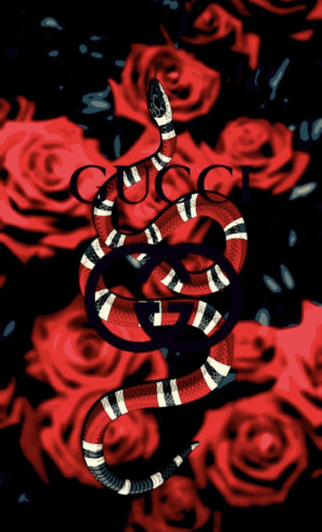 hình ảnh Gucci làm hình nền điện thoại