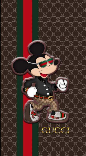 hình ảnh Gucci Mickey