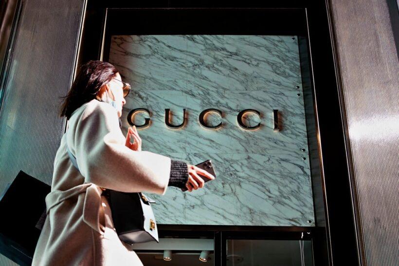 hình ảnh Gucci - store tại New York