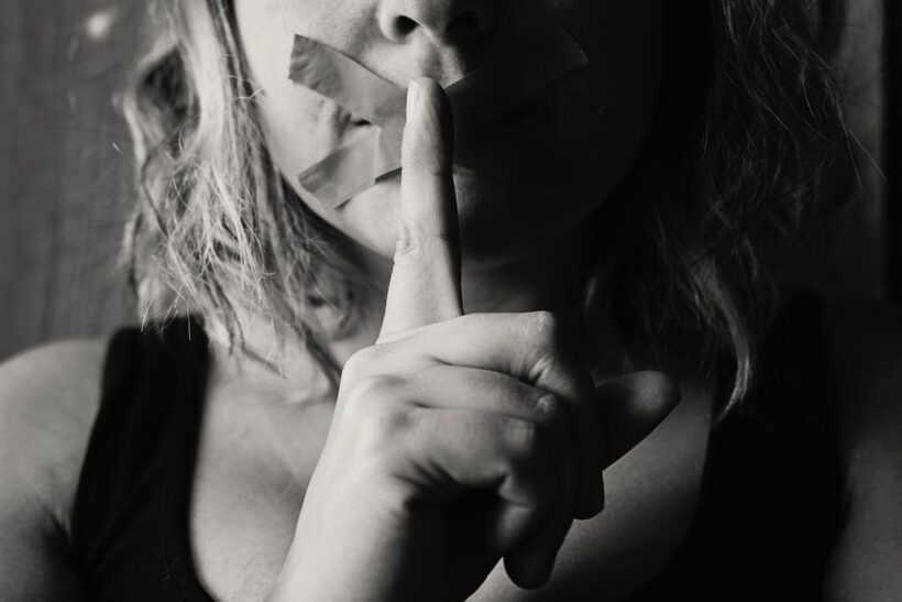 hình ảnh im lặng - silent