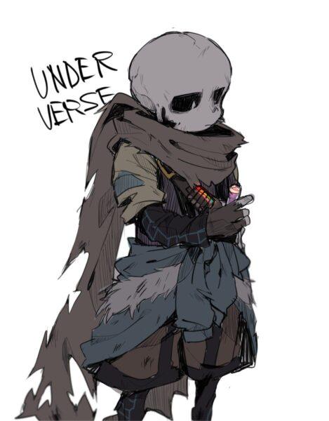 hình ảnh Ink Sands anime