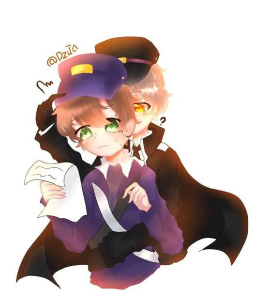 hình ảnh Jaki chibi dễ thương