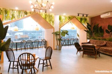 Hình ảnh quán Cafe đẹp nhất