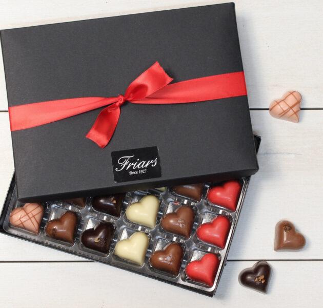 Hình ảnh Socola Valentine dành tặng bạn gái