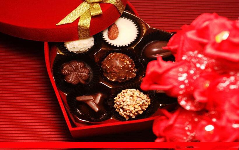 Hình ảnh Socola Valentine đẹp, dễ thương