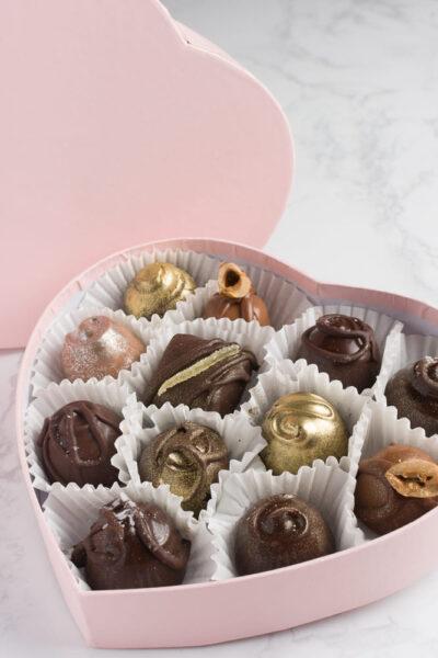 Hình ảnh Socola Valentine đẹp đơn giản