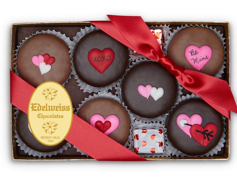 Hình ảnh Socola Valentine hấp dẫn
