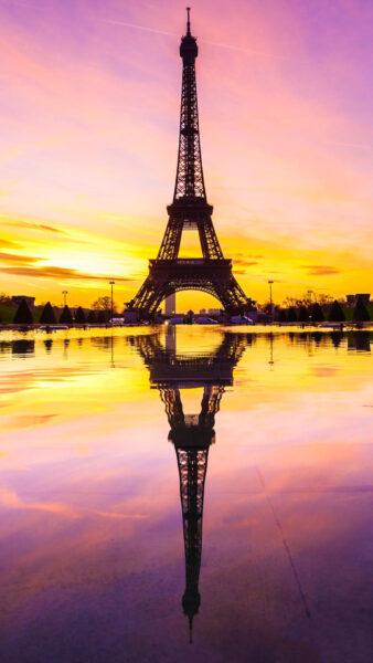 Hình nền tháp Eiffel