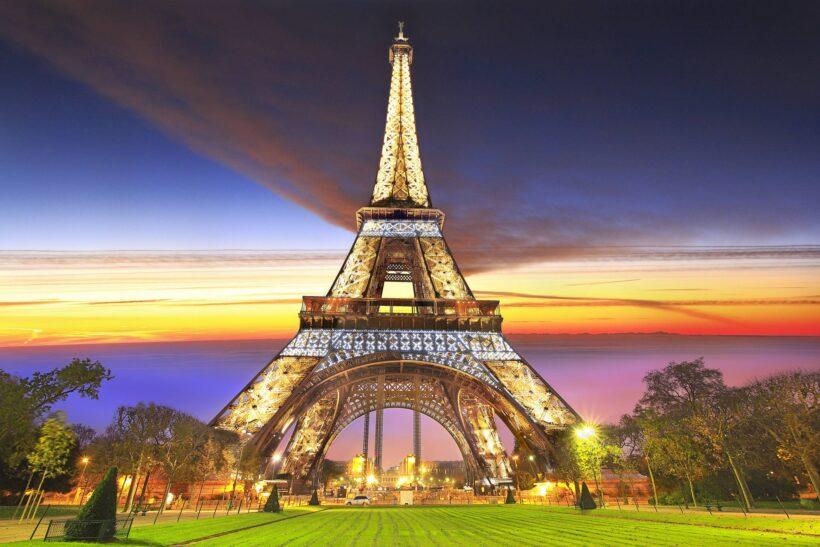 Hình nền tháp Eiffel HD