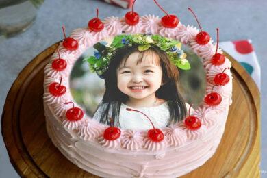 Những hình ảnh bánh sinh nhật in hình, in ảnh đẹp, ngon và độc đáo cho ngày vui của bạn