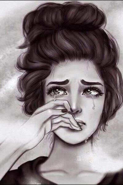 Tải ảnh con gái khóc