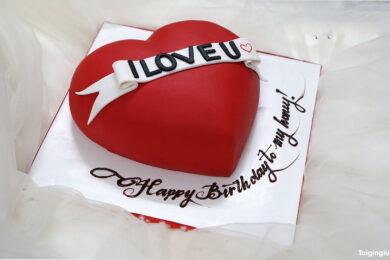 Tan chảy với những mẫu bánh sinh nhật ông xã ( chồng) đáng yêu