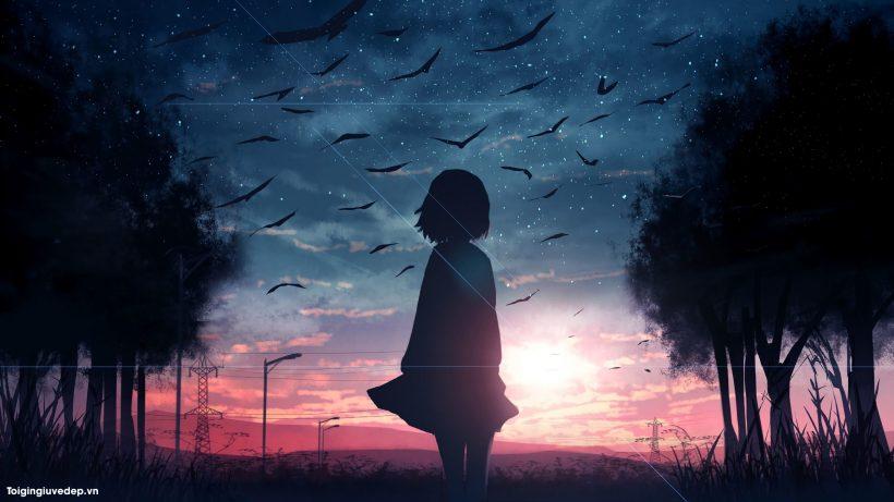 Tổng hợp những background buồn, đẹp và cô đơn nhất