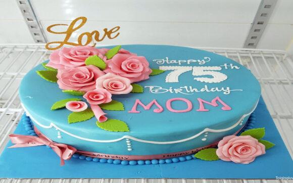 Hình ảnh bánh sinh nhật cho mẹ yêu, bố yêu đẹp và ý nghĩa nhất