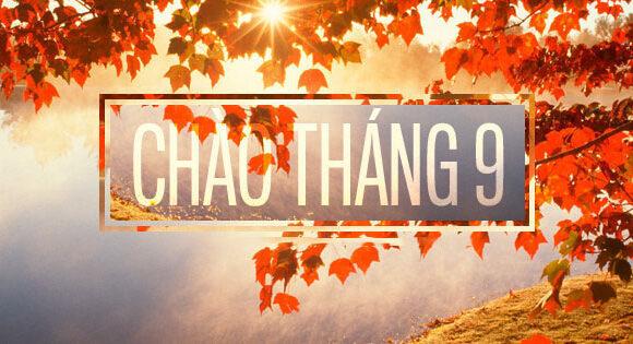 Tổng hợp những hình ảnh bìa Facebook chào tháng 9 đẹp và ý nghĩa nhất