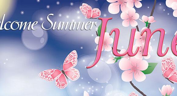 Tuyển tập ảnh bìa Facebook chào tháng 6 lung linh nhất không thể bỏ lỡ
