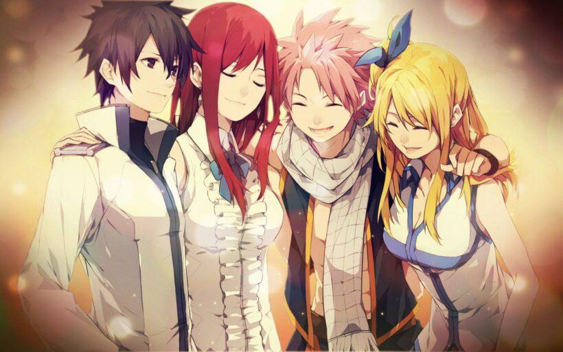 ảnh anime, Fairy Tail Natsu ấn tượng