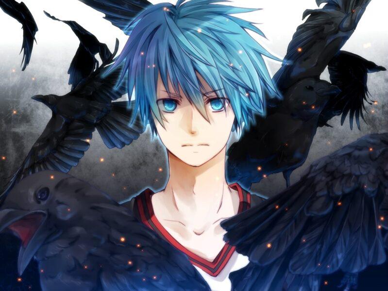 Ảnh anime nam ngầu, lạnh lùng ác quỷ