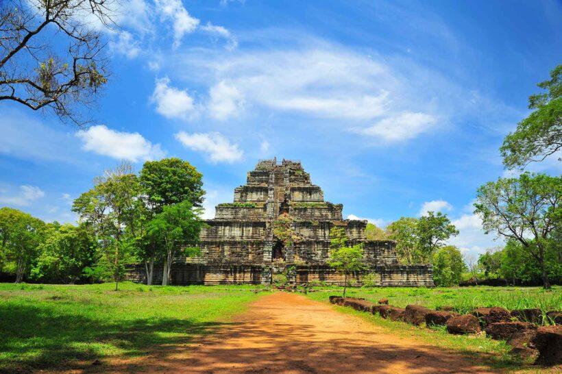 Điểm du lịch tuyệt đẹp ở Siem Reap